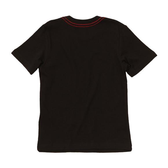 Diesel Boys Black Taner Slim T Shirt main image