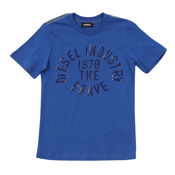 Diesel Boys Blue Boys Taigo Slim T Shirt main image