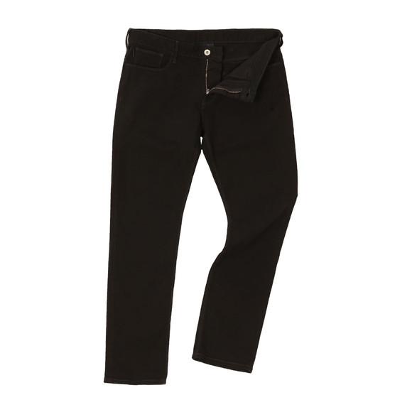 Armani Jeans Mens Black J06 Slim Jean main image