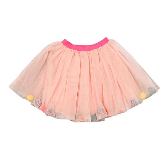 Billieblush Girls Pink Bell Skirt main image
