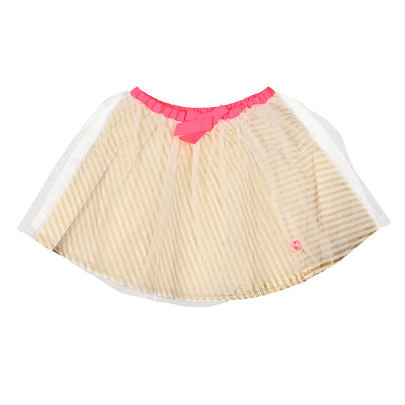 Billieblush Girls Gold U13131 Skirt main image