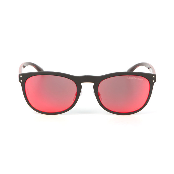 Emporio Armani Mens Red EA 4098 Sunglasses main image