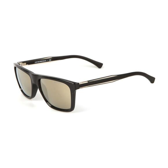 Emporio Armani Mens Black Armani OEA4001 Sunglasses main image