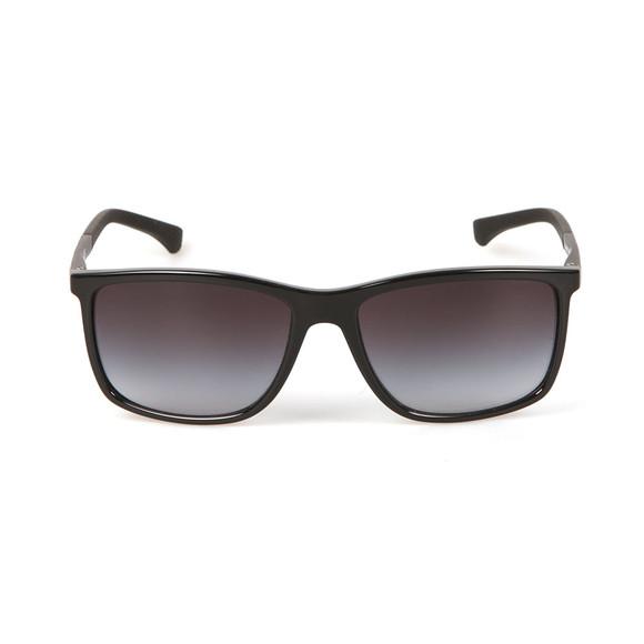 Emporio Armani Mens Black EA4058 Sunglasses main image