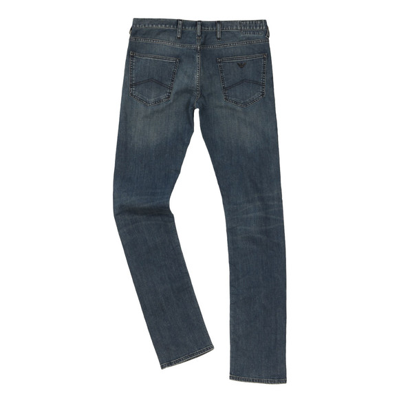 Armani Jeans Mens Blue J10 Extra Slim Jean main image