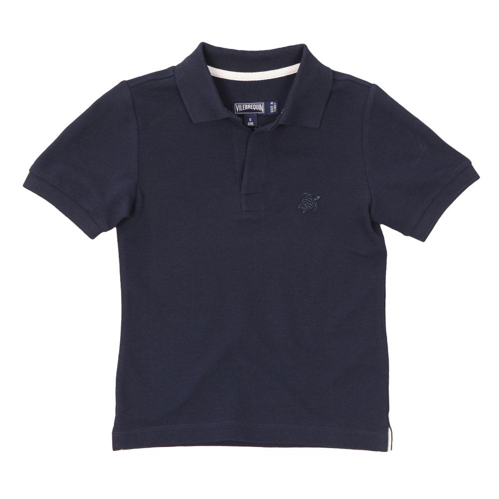 Boys Pantin Pique Polo Shirt main image