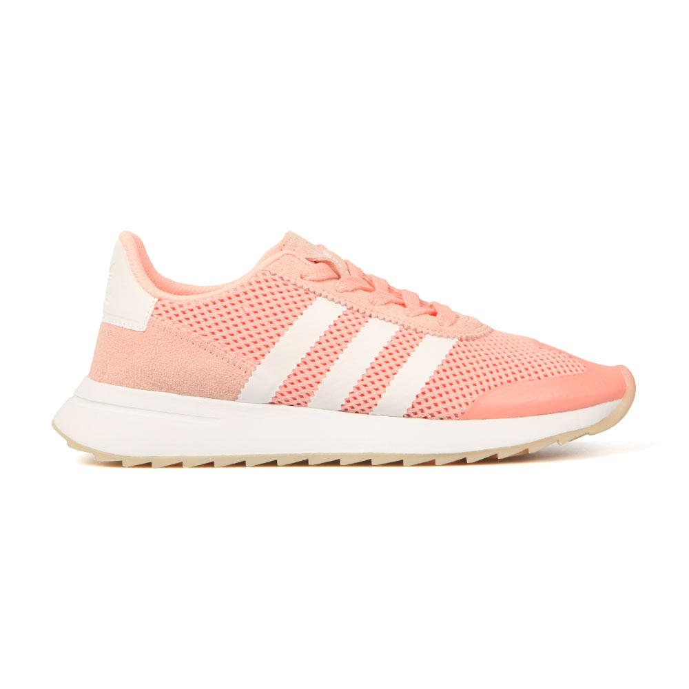 283ced57b317 adidas Originals Womens Pink Flashrunner