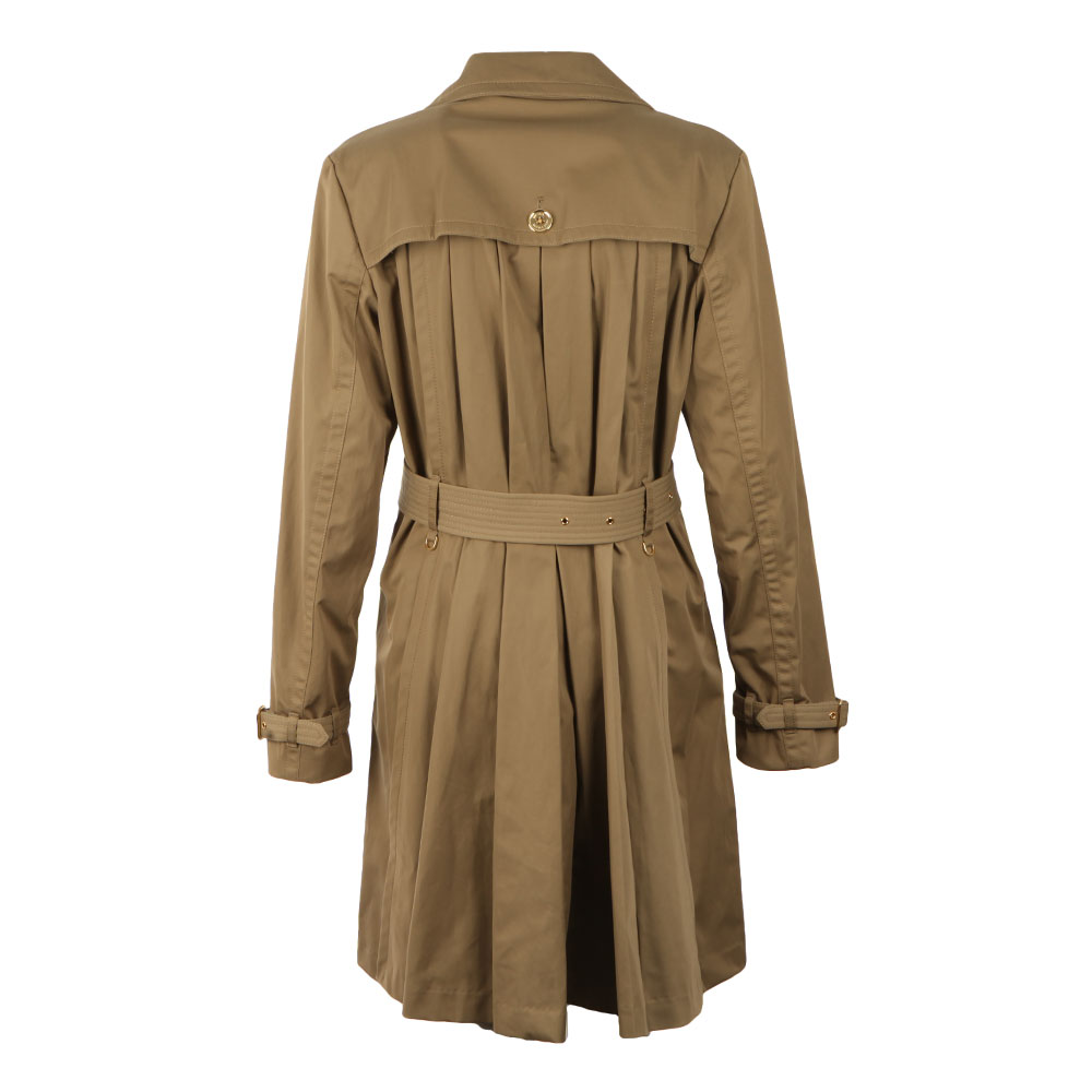Pleated Trench main image