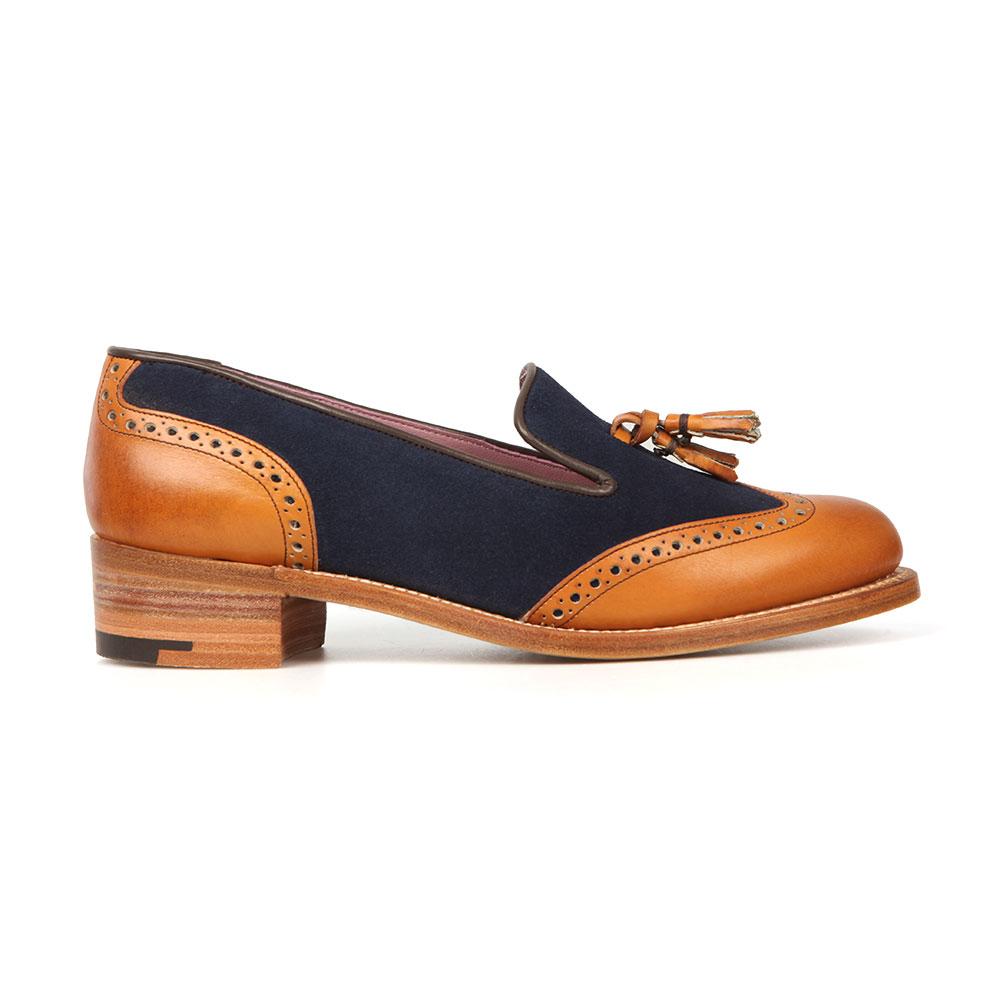 Amber Shoe