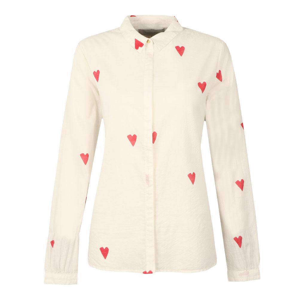 Heart Print Shirt main image