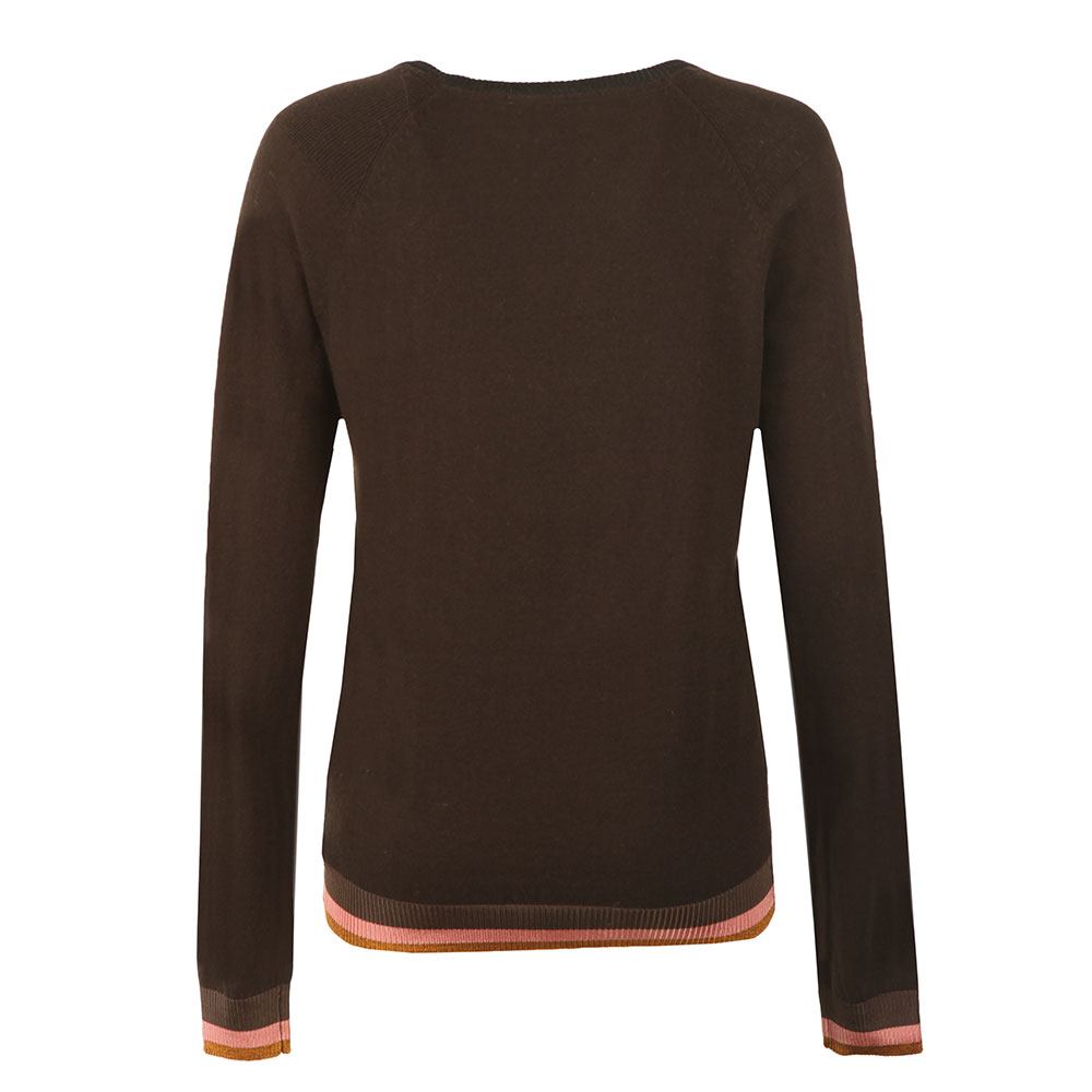 Fitted Jumper with Buttons main image