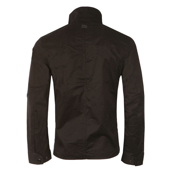 G-Star Mens Black Devine Overshirt main image