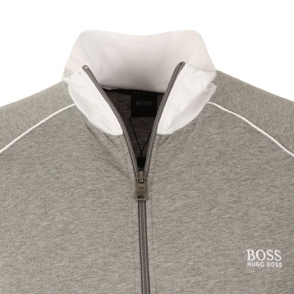 Boss Mens Grey Full Zip Track Top main image