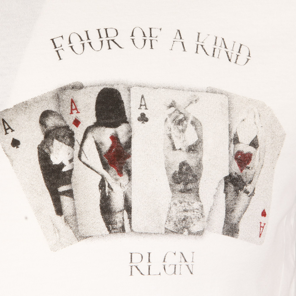 Four Of A Kind T Shirt main image