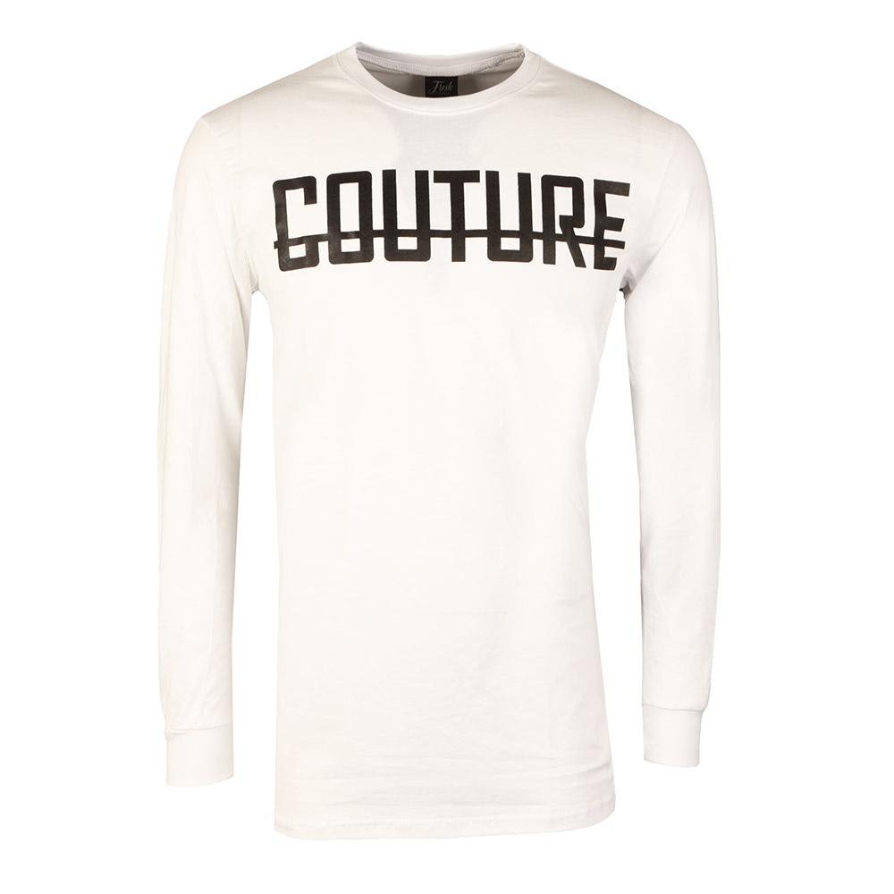 Long Sleeve Logo T Shirt