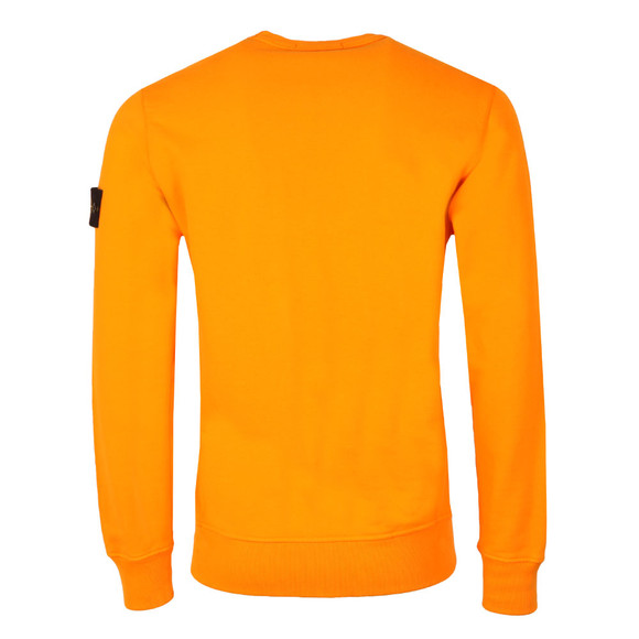 Stone Island Mens Orange Sweat Top main image
