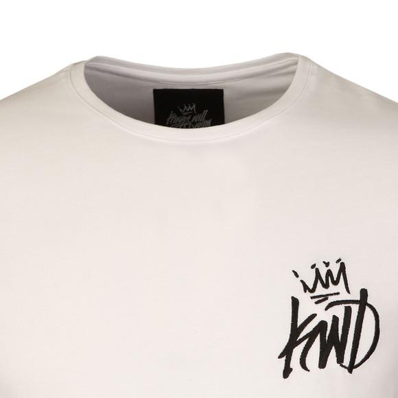 Kings Will Dream Mens White Travis T Shirt main image