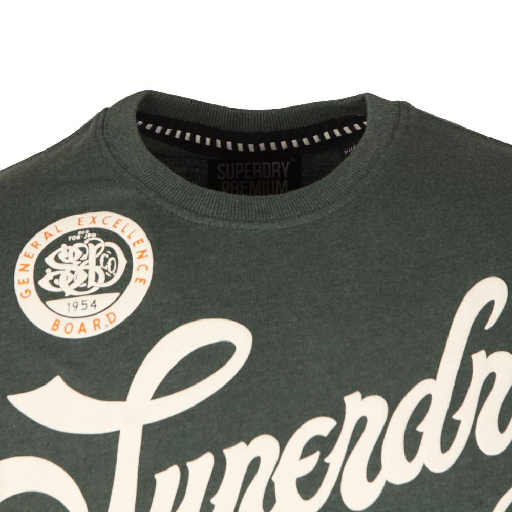 S/S Quality And Detail Tee main image