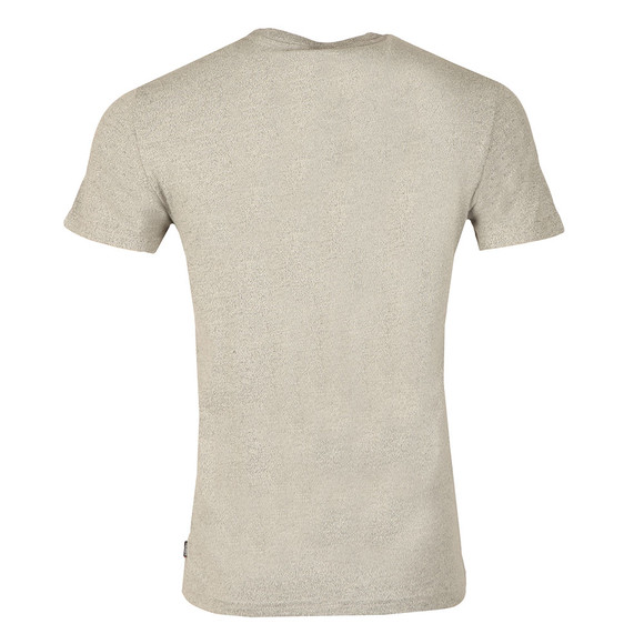 Superdry Mens Grey S/S Quality And Detail Tee main image