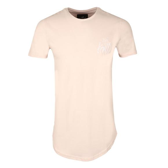 Kings Will Dream Mens Pink Travis T Shirt main image