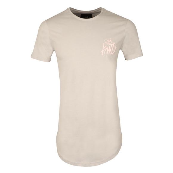 Kings Will Dream Mens Grey Travis T Shirt main image