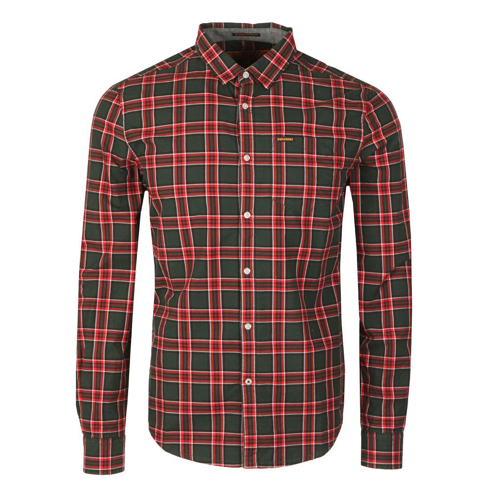 L/S Raw Washbasket Shirt main image