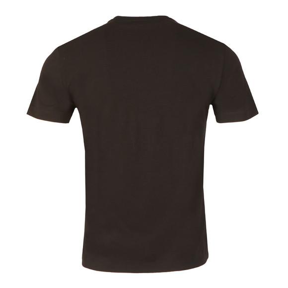 EA7 Emporio Armani Mens Black Large Logo T Shirt main image
