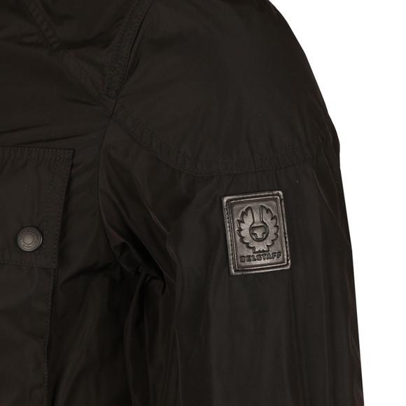 Belstaff Mens Black Ravenswood Hooded Jacket main image