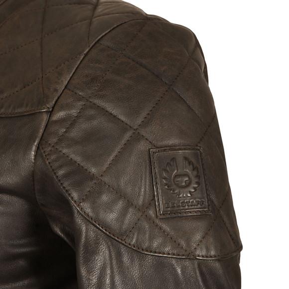 Belstaff Mens Black Outlaw Leather Jacket main image