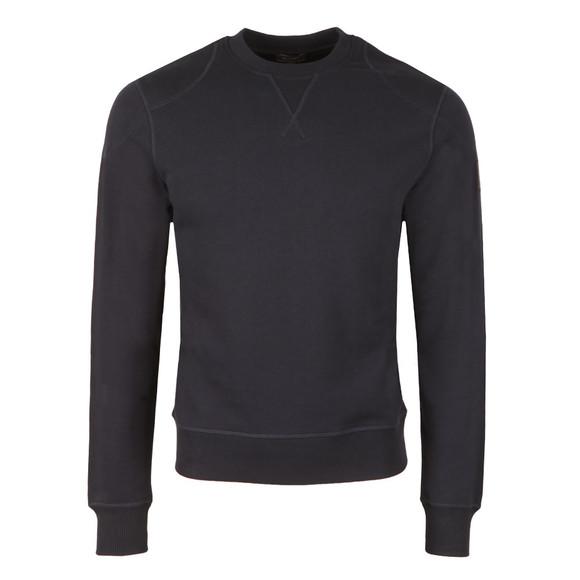 Belstaff Mens Blue Jefferson Sweatshirt main image