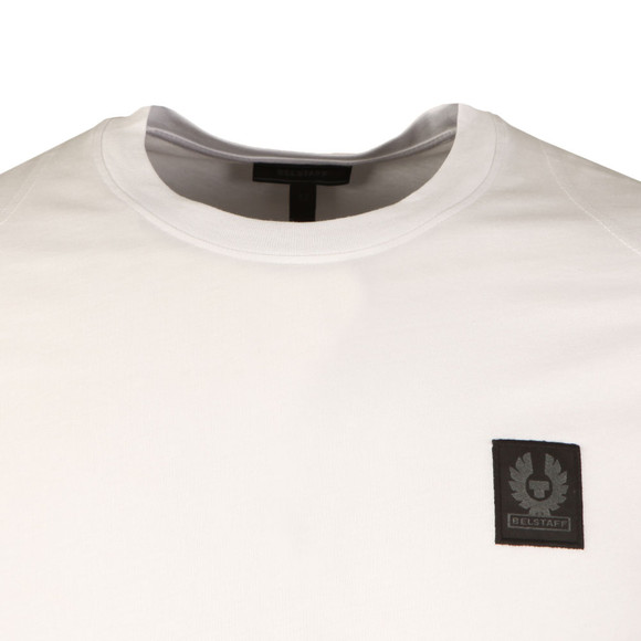 Belstaff Mens White Throwley T Shirt main image