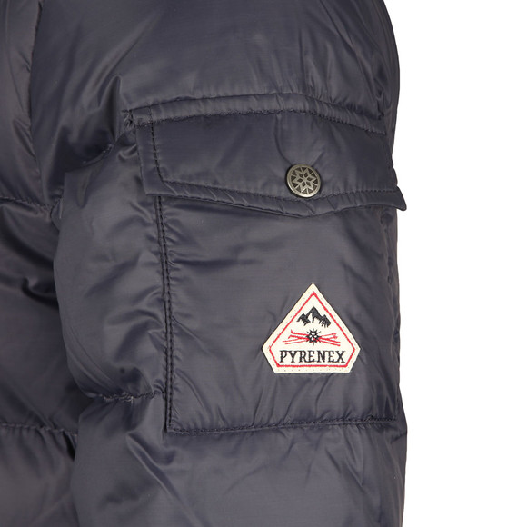 Pyrenex Mens Blue Authentic Jacket main image