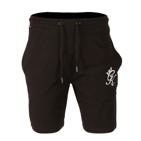 Gym king Mens Black Jersey Shorts  main image