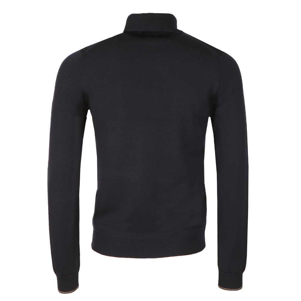 Merino Roll Neck Sweater main image