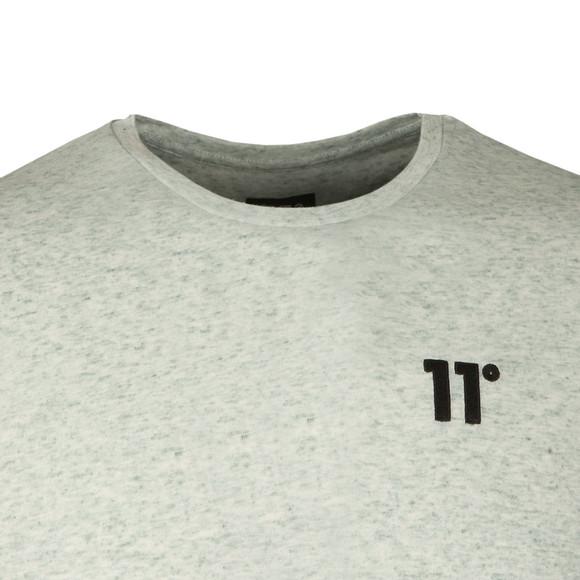 Eleven Degrees Mens Beige Composite Short Sleeve T-Shirt main image
