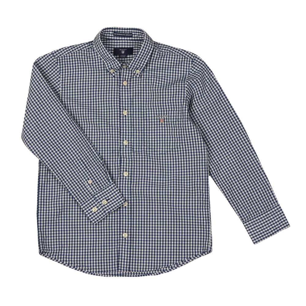 Archive Broadcloth Gingham Shirt