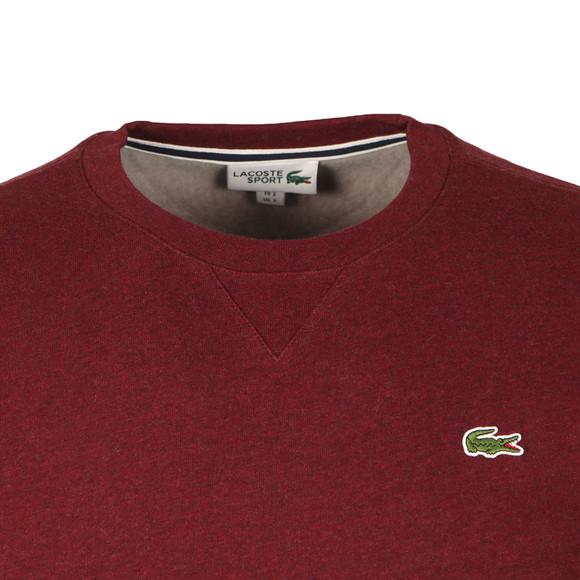 Lacoste Sport Mens Red SH7613 Sweatshirt main image