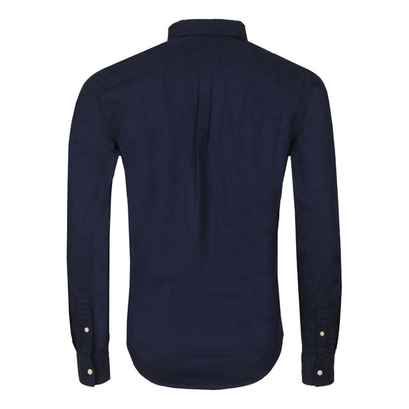 Superdry Mens Blue Ultimate Oxford Shirt main image