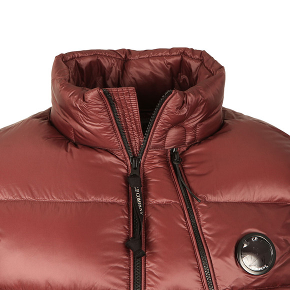 CP Company Mens Red Viewfinder Gilet main image