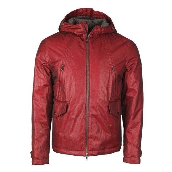 Paul & Shark Mens Red Woven Fire Jacket  main image