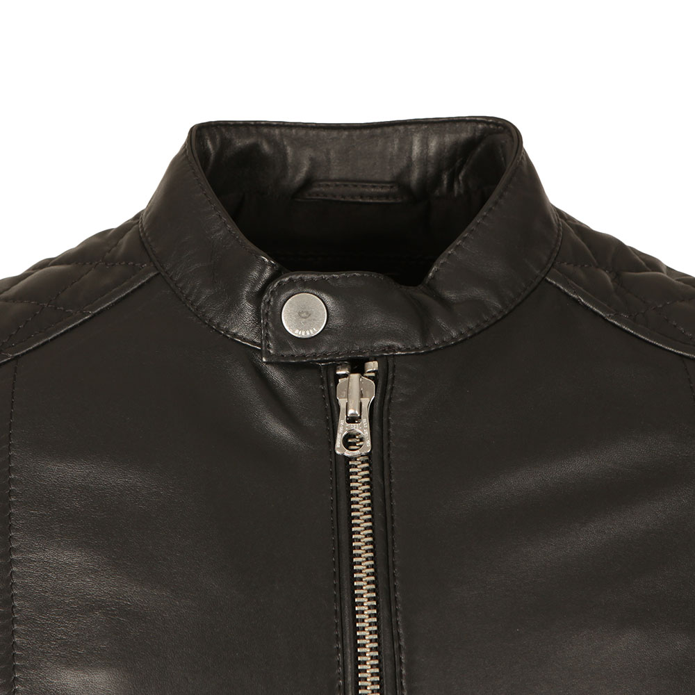 L-Marton Leather Jacket main image