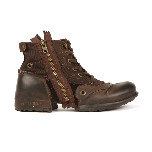 Replay Mens Brown Clutch Boot main image