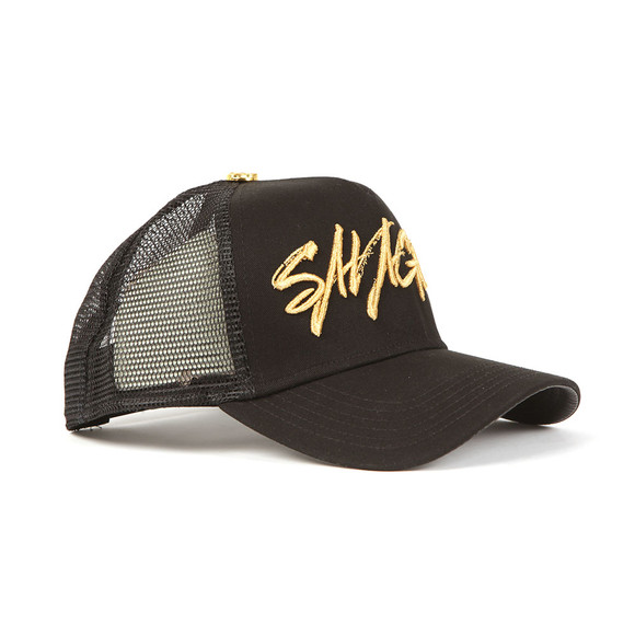 Twinzz Mens Black Savage Cap main image
