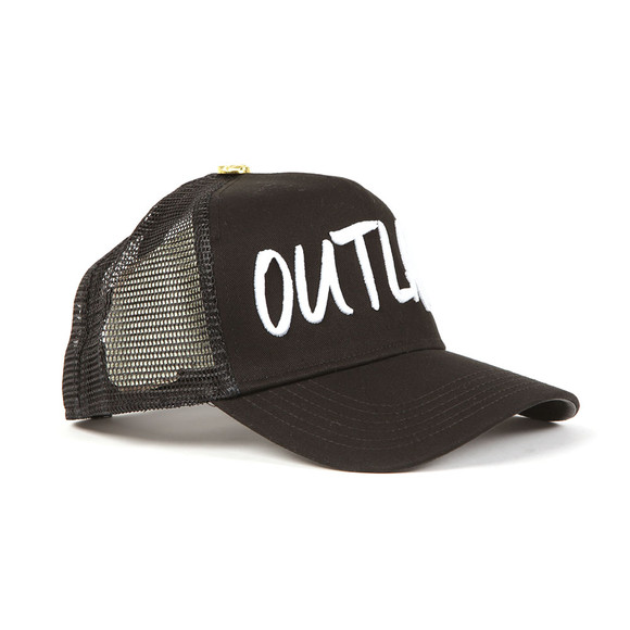 Twinzz Mens Black Outlaw Cap main image