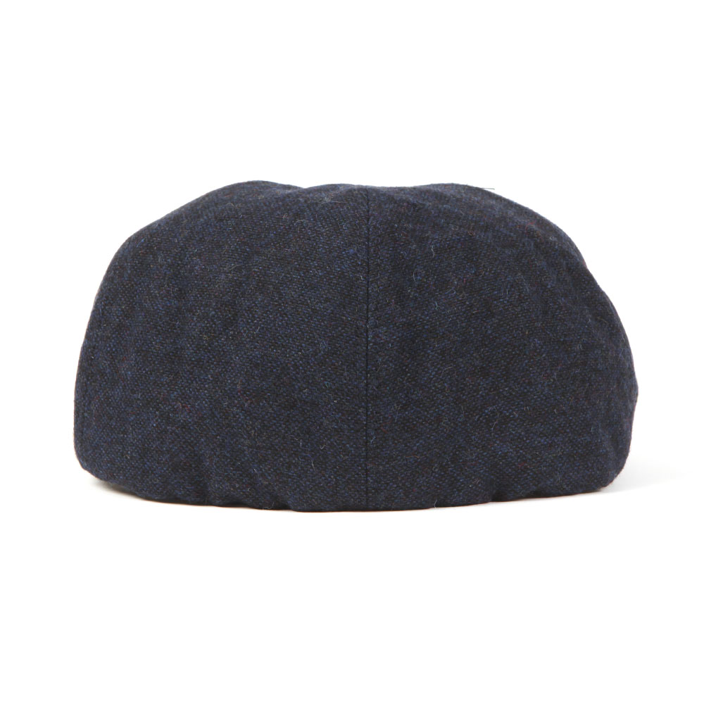 Boiled Wool Flat Cap main image