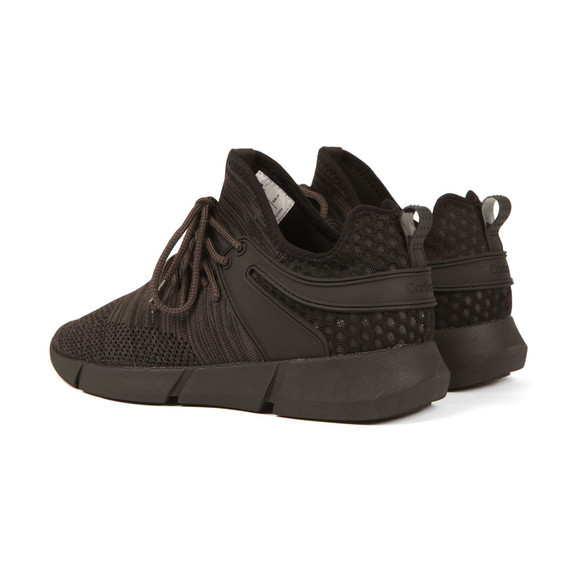 Cortica Mens Black Infinity 1 317 Knit Trainer main image