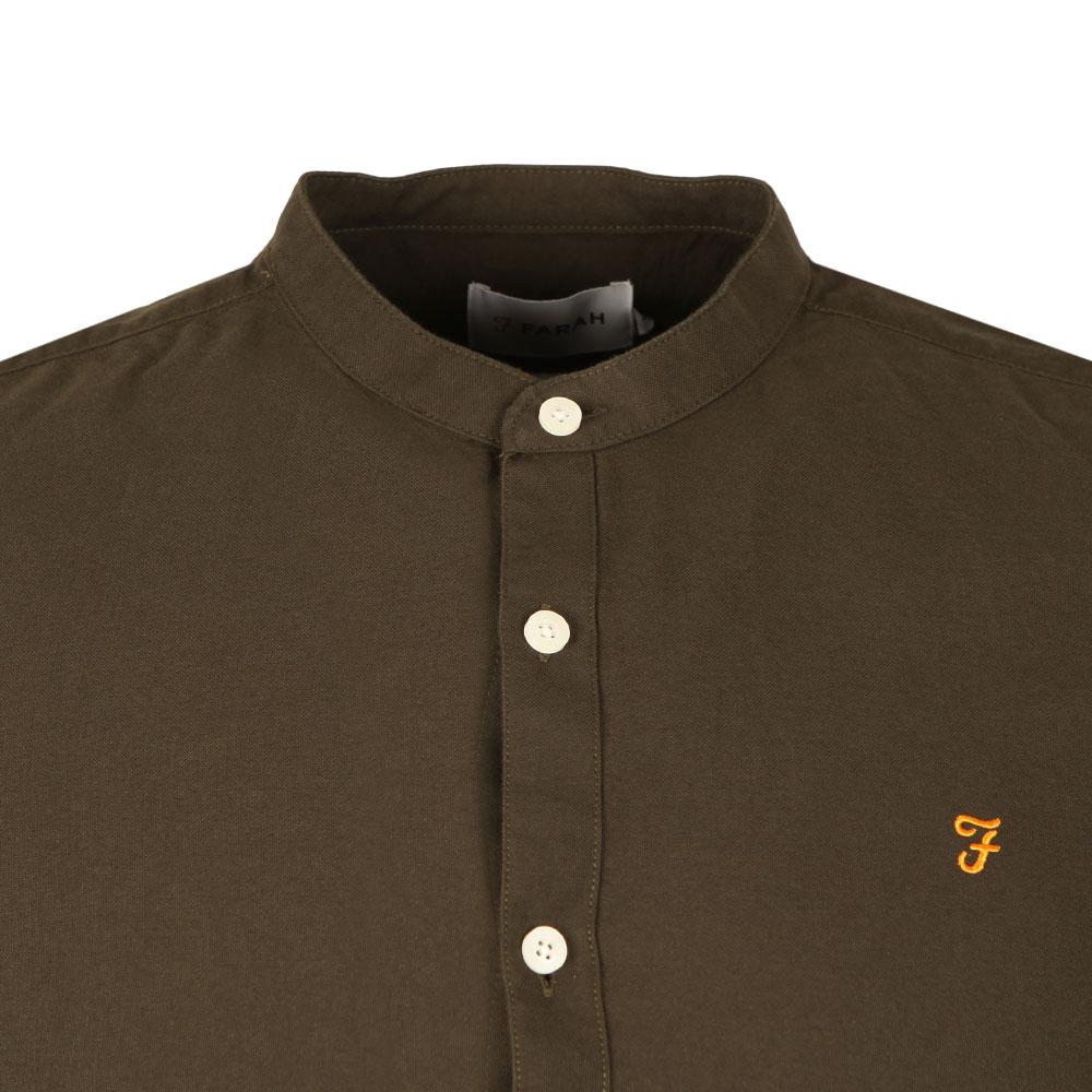 Brewer LS Grandad Shirt main image