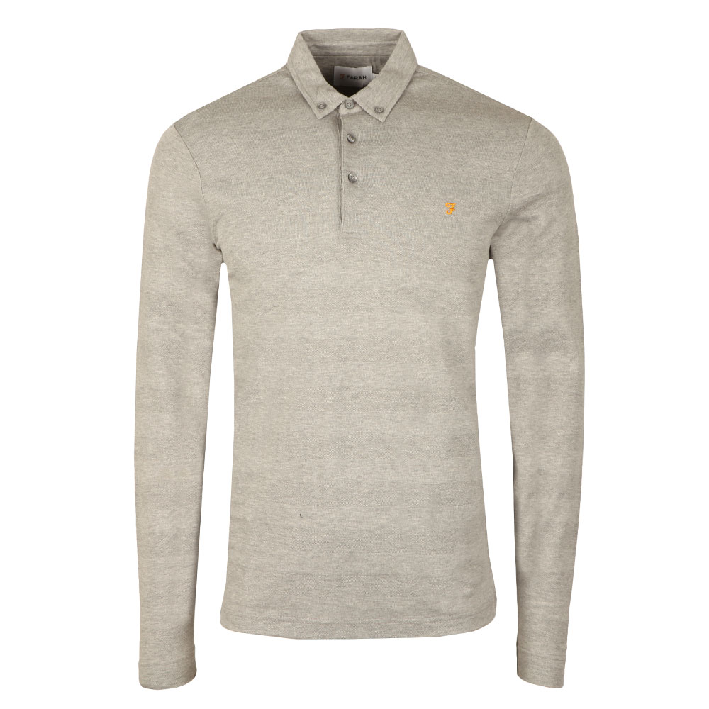 Stapleton L/S Polo main image