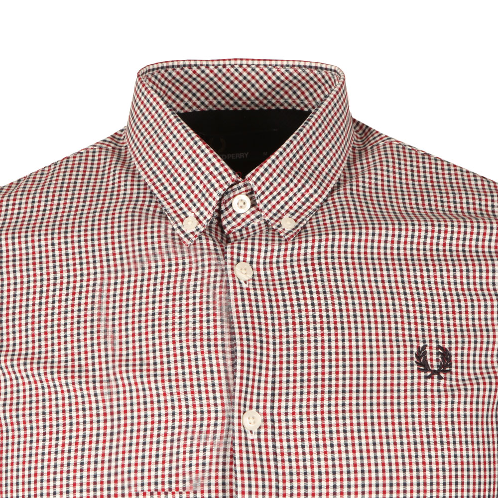 3 Colour Basketweave Shirt main image