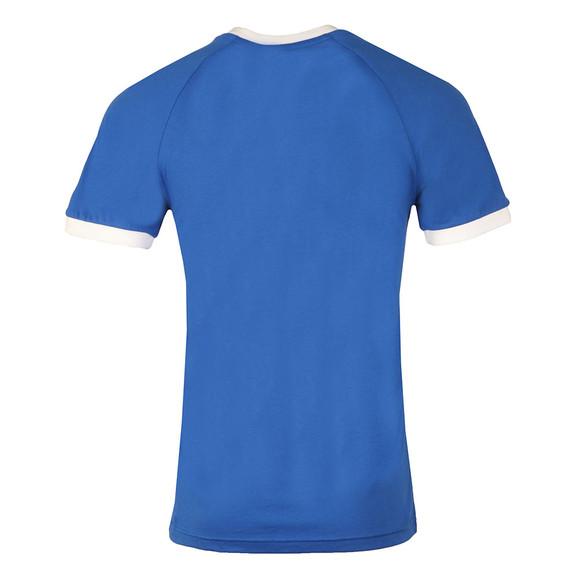Adidas Originals Mens Blue California SS Tee main image